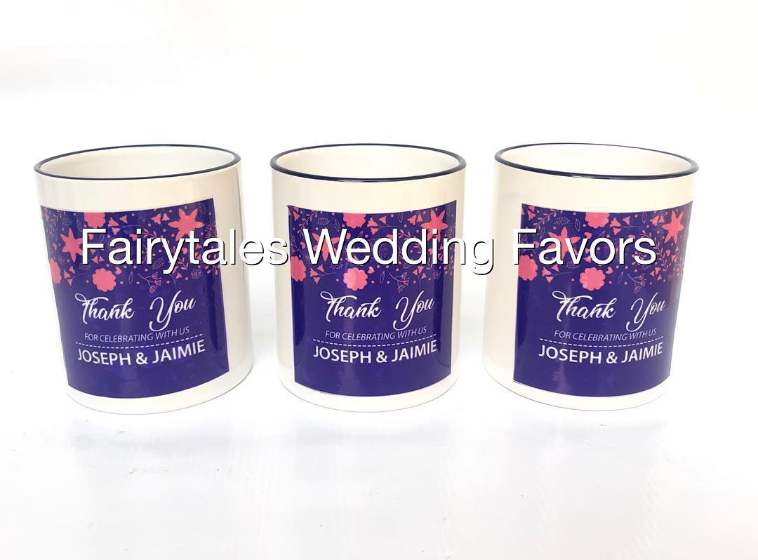 Customized Mugs | Ghana Wedding Market